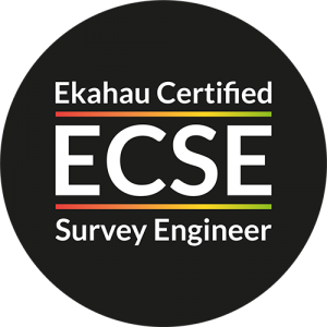 Ekahau Certified ECSE Survey Engineer