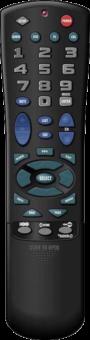 Millennium TV Remote Control
