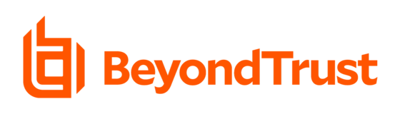 BeyondTrust orange logo