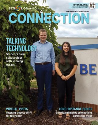 September/October 2020 Ben Loman Connection Magazine Cover